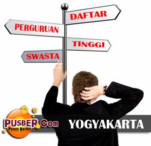 Daftar Perguruan Tinggi Swasta di Yogyakarta