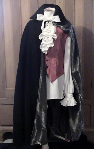 cape de vampire