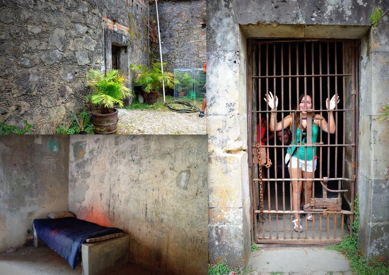 Cárcel San Sebastián del Oeste