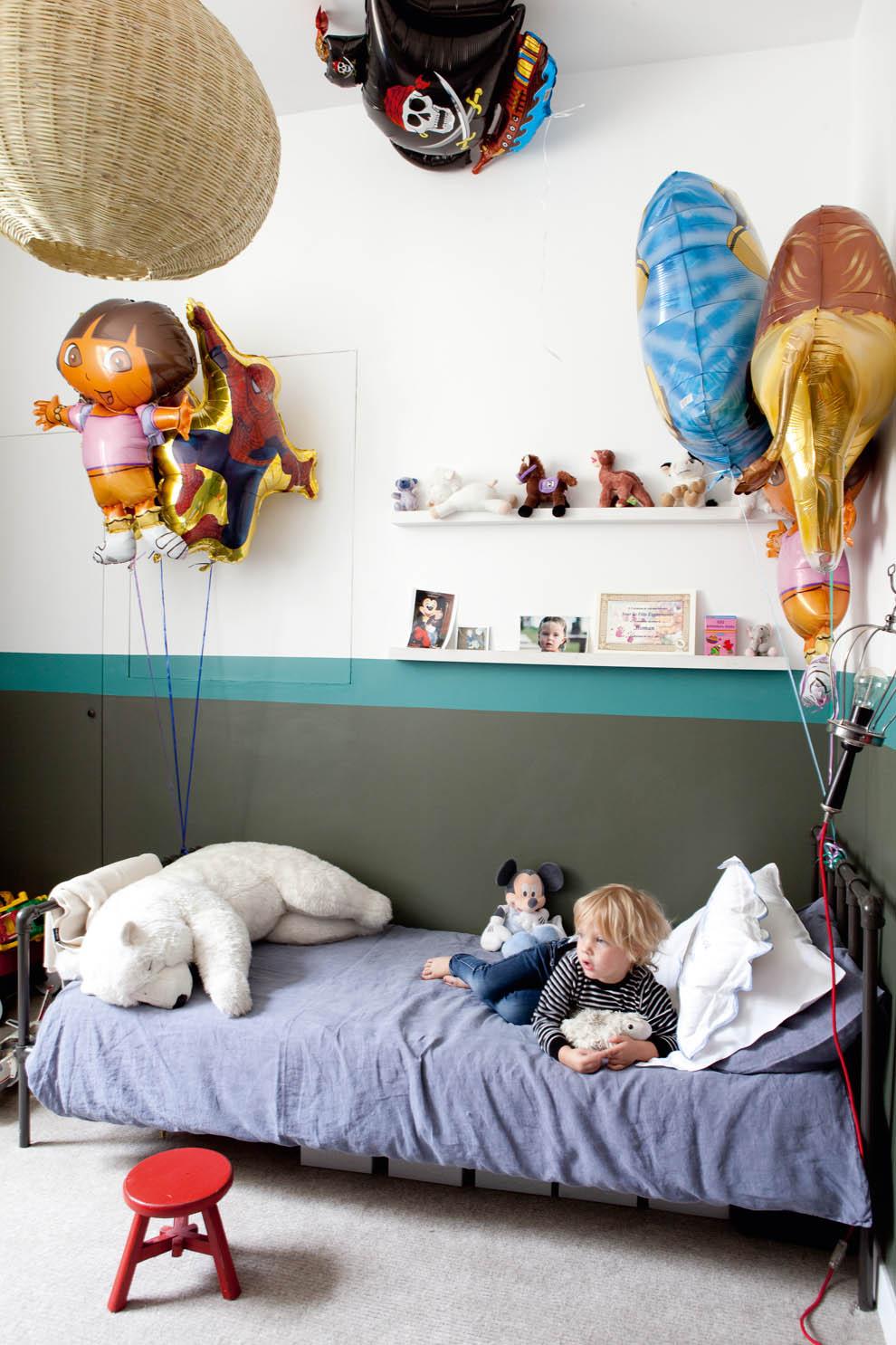 atelier rue verte le blog invitation chez sarah lavoine. Black Bedroom Furniture Sets. Home Design Ideas