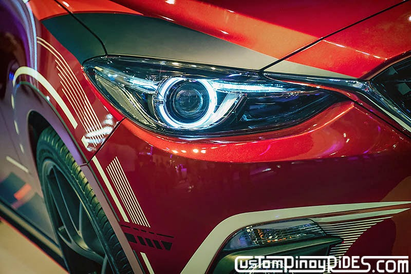 All-New BM Mazda 3 Custom Pinoy Rides Car Photography Manila Philippines Philip Aragones pic7