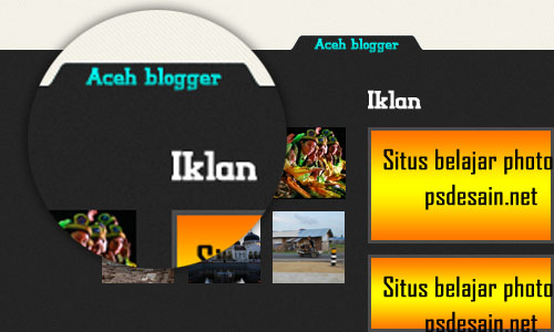 Desain situs dengan photoshop