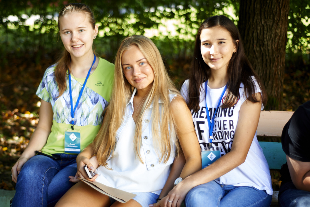Ангелина Ровнейко приняла участие во Всероссийском конкурсе