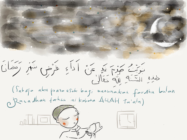 Ipad Paper Sketch Niat Puas