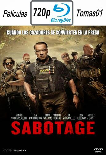 Sabotage (2014) BRRip 720p