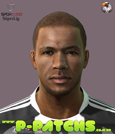 Sidnei Face P-Patchs Pes 2011 Download