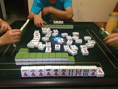 mahjong majiang china game
