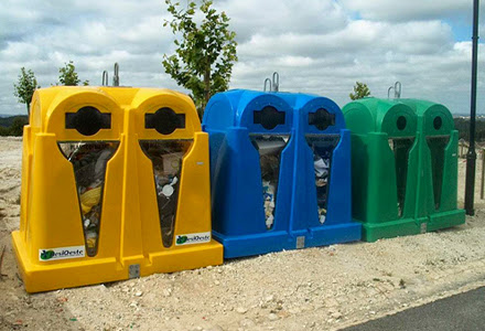 Em Lamego, 78% dos lares separam os seus resíduos de embalagem