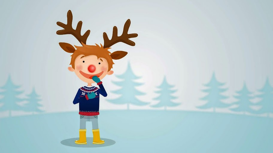 Grab Christmas by the antlers with the National Trust for Scotland