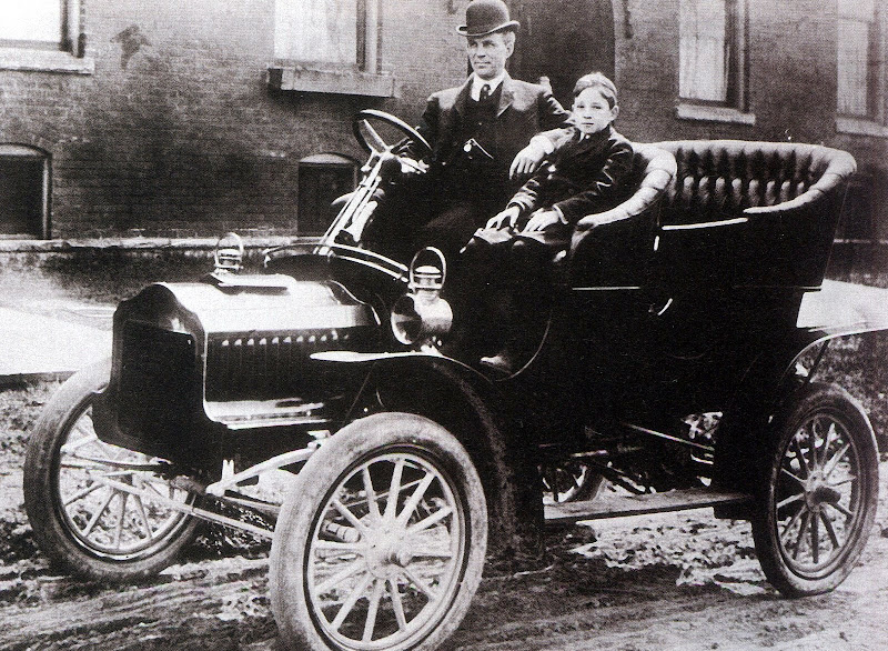 the humble beginnings of henry ford and his automobile empire