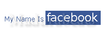 My name is Facebook,Internet,Egypt