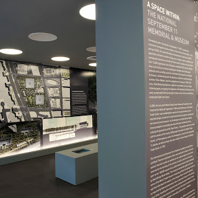 incorporated architecture design benroth rolston stuart A Space Within Exhibition: The 9/11 Memorial