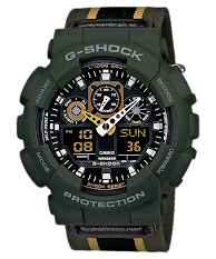 Casio G-Shock : GA-200SH-1A
