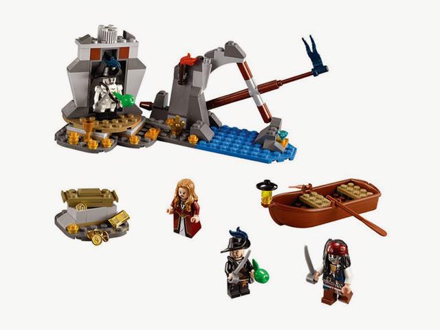 4181 レゴ 死の島