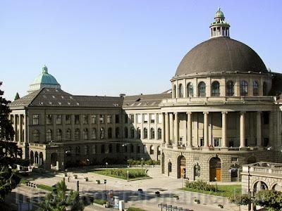 Swiss Federal Institute of Technology Zürich, Switzerland, КостаБланка.РФ
