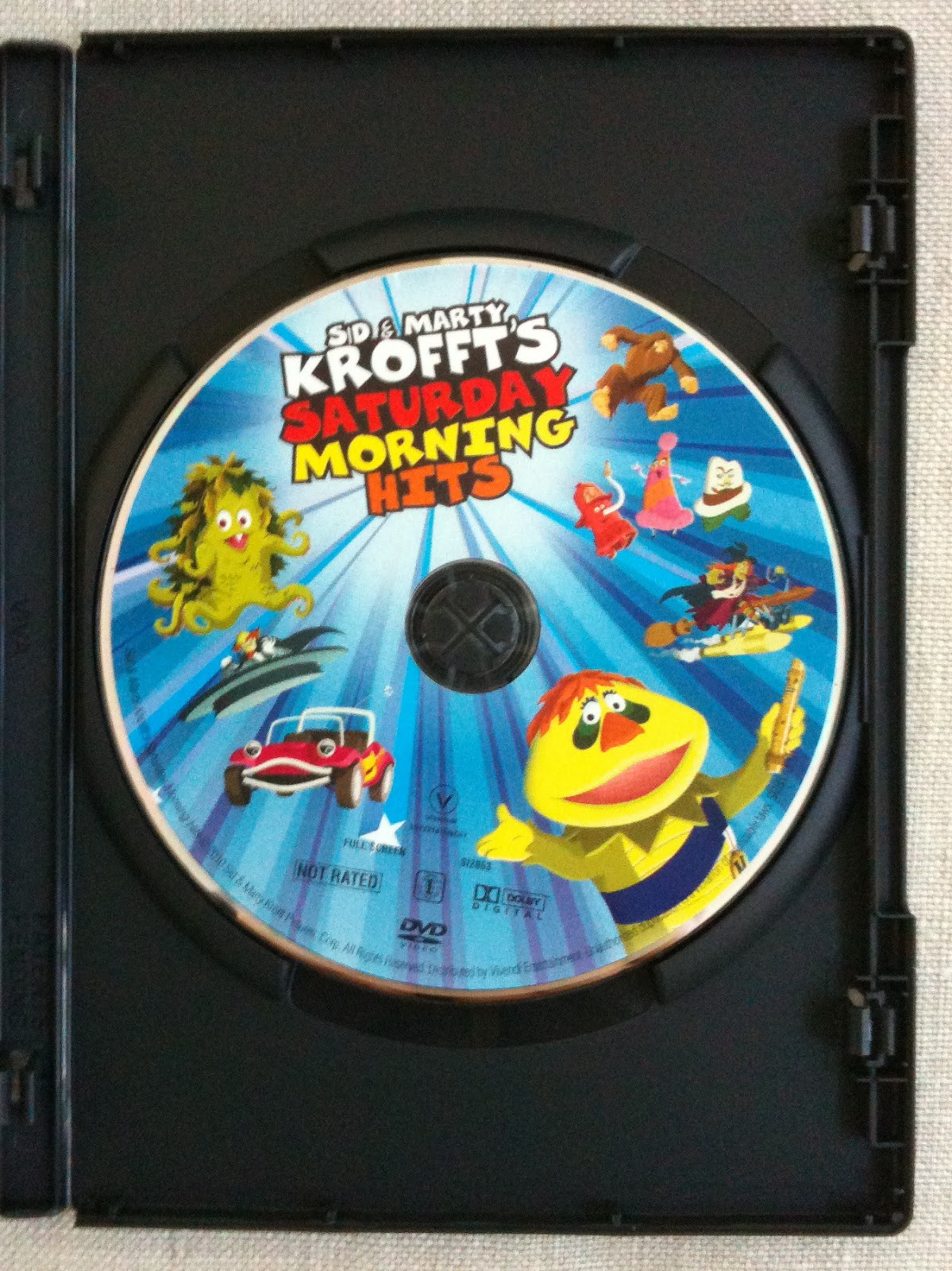 The World Of Sid And Marty Krofft Dvd