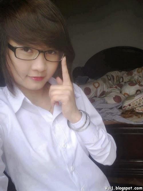 Anh girl xinh 9x cuc cute co net dep baby - hinh 5