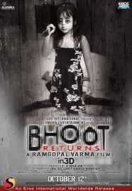 Đứa Con Ma - Bhoot Returns poster