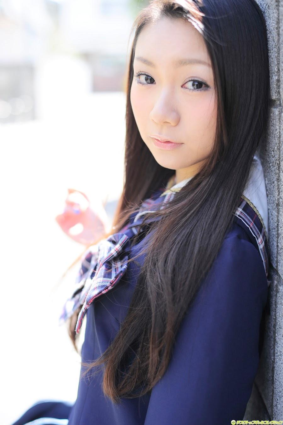 Tomoyo Hoshino - Japanese Gravure Idol