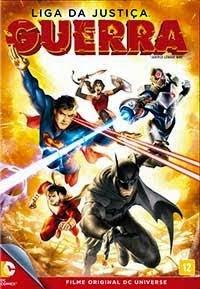 Baixar Filme Liga da Justiça Guerra Dublado Torrent