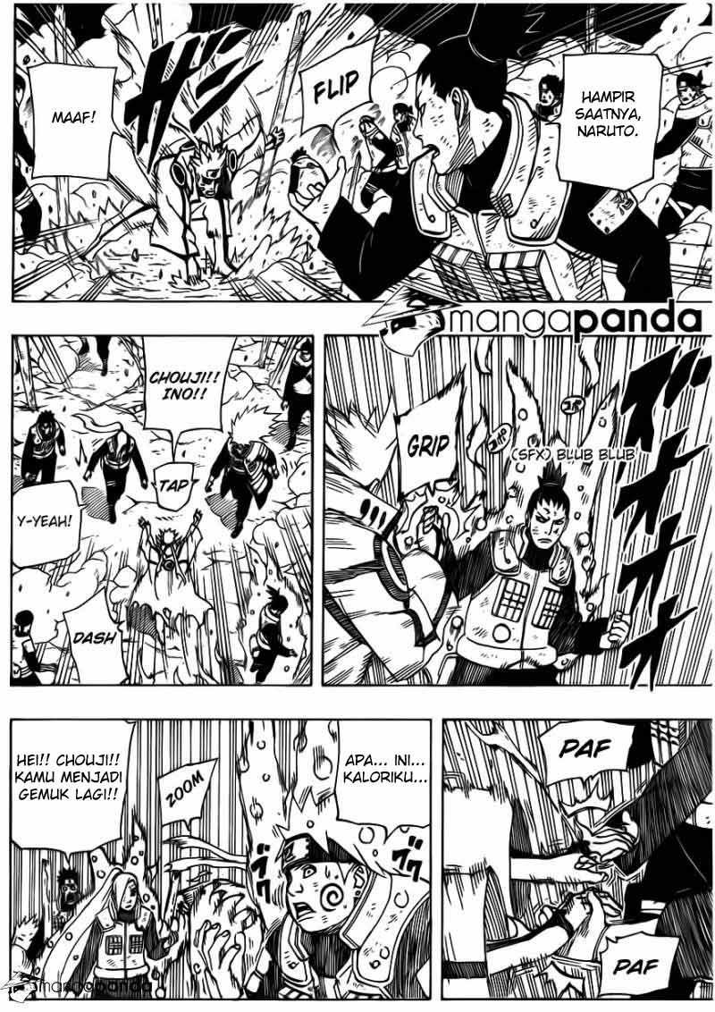 manga naruto online 616 page 6