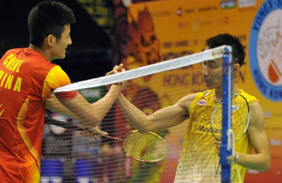 Kết thúc giải Hongkong Trung Quốc Open 2012: vẫn là Trung Quốc