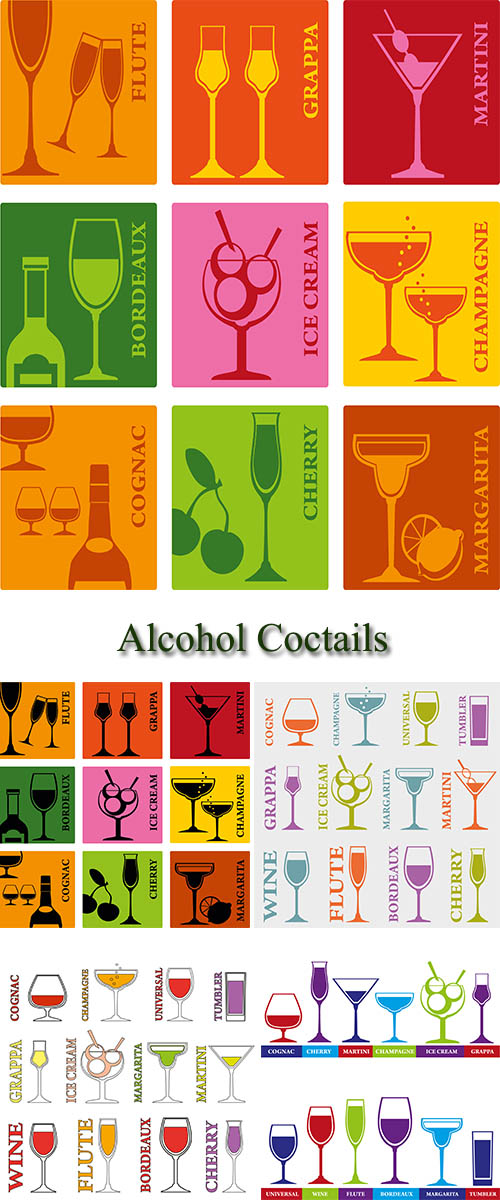 Stock: Alcohol, Coctails