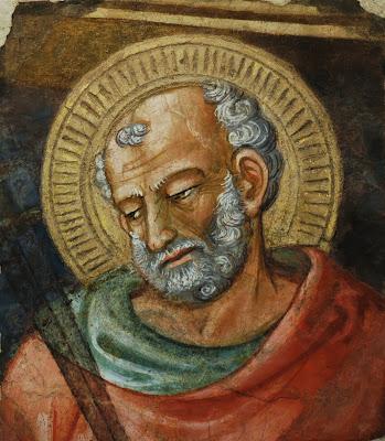 San Judas Tadeo, Bicci di Lorenzo