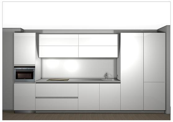 Dise o y decoraci n de cocinas marzo 2011 for Muebles de cocina zona pilar