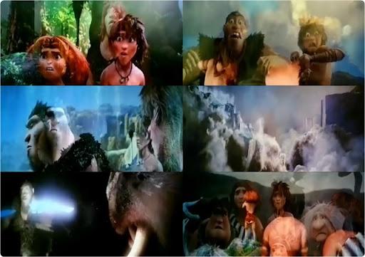 Los Croods - Una aventura prehistórica [2013] [cam] Latino