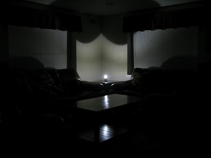LED Lantern Polaris - 3 C cell batteries
