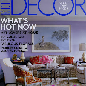 incorporated architecture design benroth rolston stuart Elle Decor, March 2008
