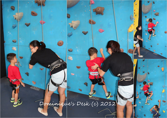 2012 07 284 Climbing High at The Rock School