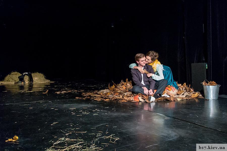 Театр Золоті Ворота, Щоденник Мітіне кохання