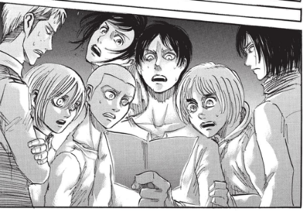 Attack on Titan Chapter 53 Image 1