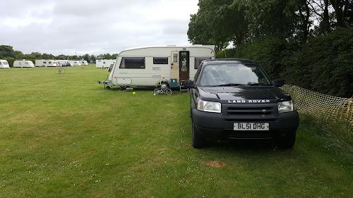 Manston Caravan  at Manston Caravan