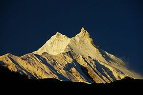 Manaslu - 10 Gunung Tertinggi Dunia