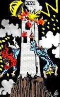 tarot la torre arcanos mayores
