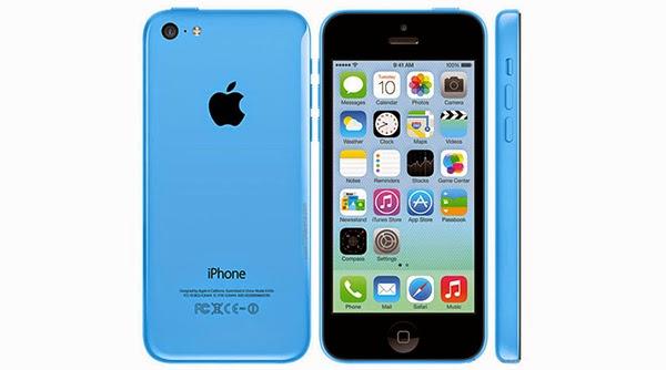 iPhone 5C LOk Nhật Bản
