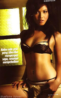 Foto Hot Kinaryosih Bikini | Foto Panas Kinaryosih Bugil