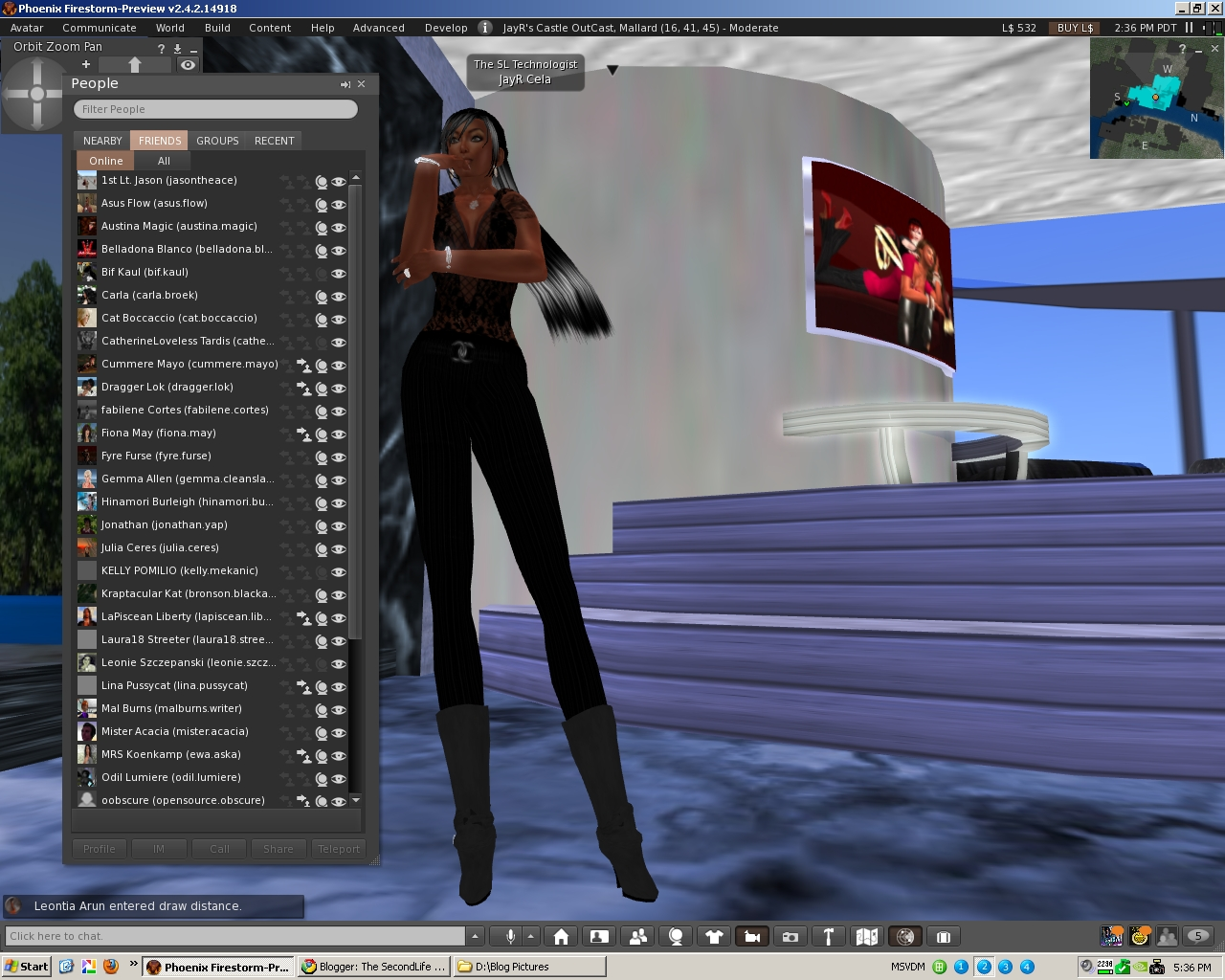 second life download firestorm
