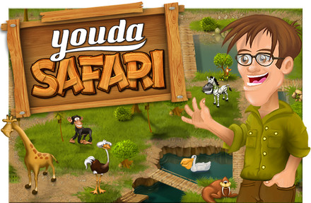Youda Safari | PC Mini Games