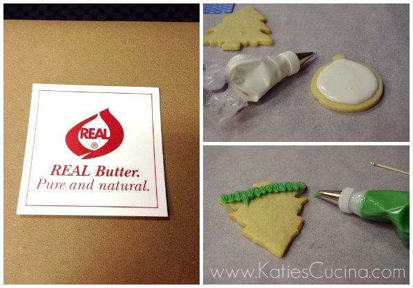 Cookie Decorating with REAL Butter