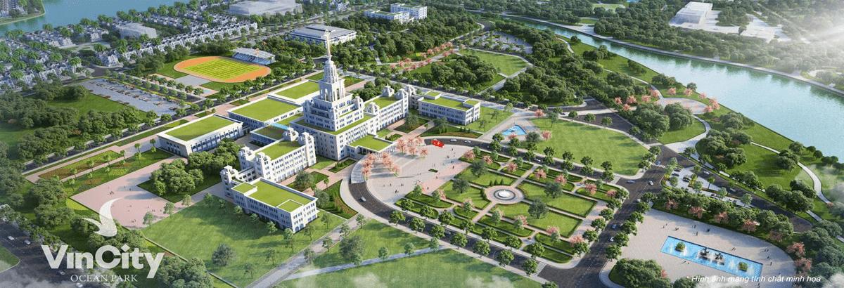 Đại học Vinuni Vincity Ocean Park