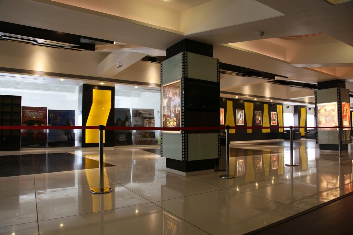 Rajhans Cinemas (Kalasagar Mall)