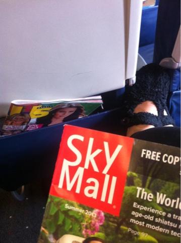 reading materials for international airplane flights www.thebrighterwriter.blogspot.com