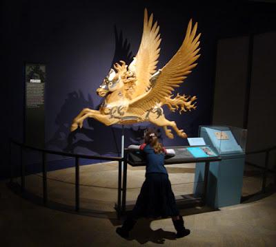 Mythic Creatures: Dragons, Unicorns & Mermaids