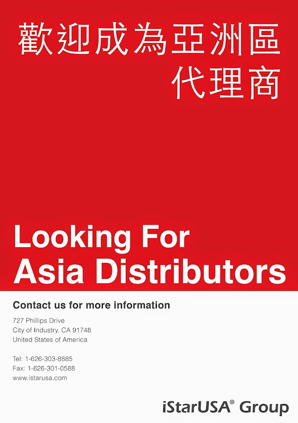 Looking for Asia Distributors