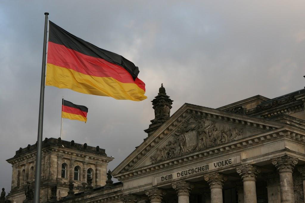 Ein Berlinbesuch ohne Reichstagsfoto ist undenkbar.
