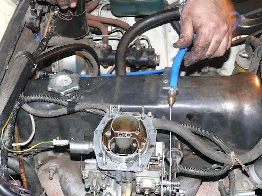 SAUVZ + трос газа на класике карб. Солекс. САУВЗ - автозапуск и автоподсос на карбюратор.